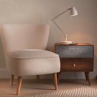 Ralph Smart Bedside Table Brown