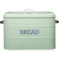 Sage Bread Bin Green