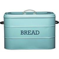 Blue Bread Bin Blue