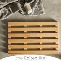 Ash Wood Duck Board Brown