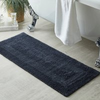 Supersoft Charcoal Bath Runner Charcoal (Grey)