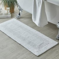 Supersoft White Bath Runner White