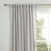 Jessa Pink Blackout Eyelet Curtains Pink