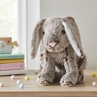 Bunny Plush Toy Light Brown