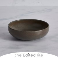 Urban Charcoal Cereal Bowl Charcoal (Grey)