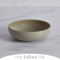 Urban Grey Cereal Bowl Grey