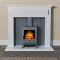Florence Stove Suite White
