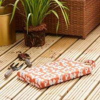 Elements Outdoor Gardening Kneeler Cushion MultiColoured