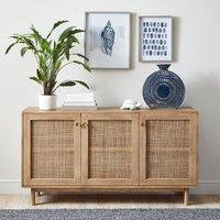 Indi Large Sideboard Wood (Brown)
