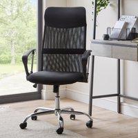 Maxwell Ergonomic Office Chair Black