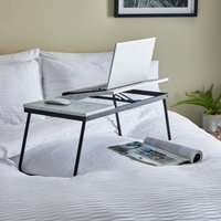 Dawson Marble Effect Laptop Stand Marble