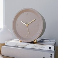 Gold Alarm Clock Blush (Pink)