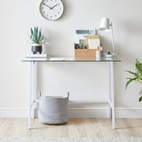 Seattle Desk White