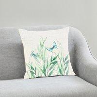Butterfly Garden Cushion MultiColoured
