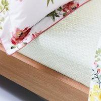 Joules Kelmarsh Floral 100% Cotton Fitted Sheet MultiColoured