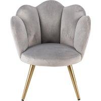 Vivian Kids Chair Dove (Grey)