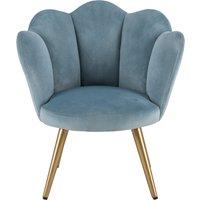 Vivian Kids Chair Belle Blue