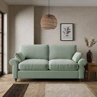 Salisbury Luxury Velvet 2 Seater Sofa Bed Luxury Velvet Lilypad