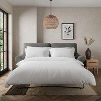 Salisbury Textured Weave 2 Seater Sofa Bed Textured Weave Graphite