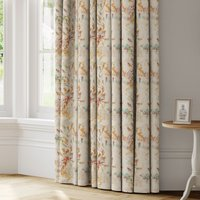 Camille Made to Measure Curtains orange