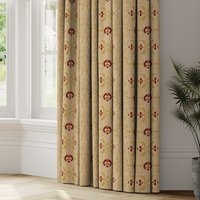 Inca Made to Measure Curtains gold