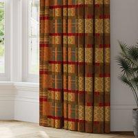 Prague Made to Measure Curtains orange