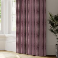 Shimmer Made to Measure Curtains Shimmer Aubergine