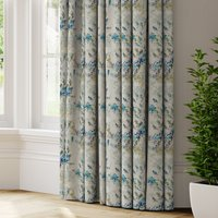 Camille Made to Measure Curtains blue