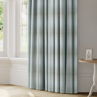 Shimmer Made to Measure Curtains blue