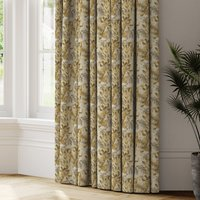 Camille Made to Measure Curtains yellow