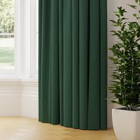 Lunar Made to Measure Curtains green