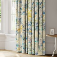 Claude Made to Measure Curtains blue