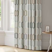 Dahl Made to Measure Curtains blue