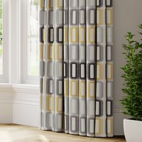 Dahl Made to Measure Curtains yellow