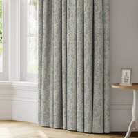 Verity Made to Measure Curtains blue