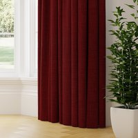 Linoso Made to Measure Curtains red