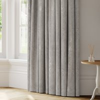 Brocatelle Made to Measure Curtains grey