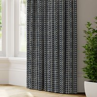 Ava Made to Measure Curtains Ava Indigo