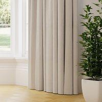 Herringbone Made to Measure Curtains natural