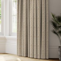 Heritage Made to Measure Curtains natural
