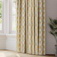 Ida Made to Measure Curtains Ida Chartreuse