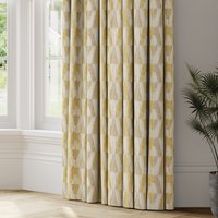 Ida Made to Measure Curtains yellow