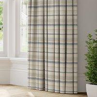 Sam Stripe Made to Measure Curtains grey