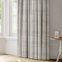 Japonica Made to Measure Curtains silver
