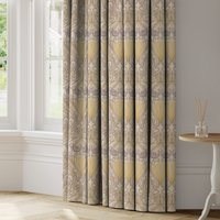 Treviso Made to Measure Curtains yellow