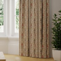 Verona Made to Measure Curtains Verona Rosso