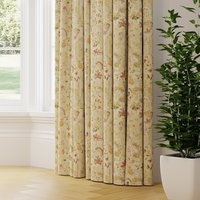 Aylesbury Made to Measure Curtains Beige, Orange and Grey