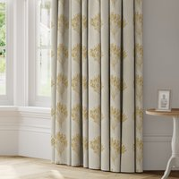 Emmer Made to Measure Curtains yellow