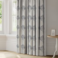 Emmer Made to Measure Curtains blue