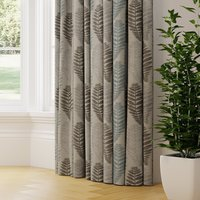 Ancona Made to Measure Curtains blue